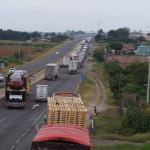 Continúan los bloqueos: Campesinos no creen en promesas de Márquez