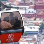 El teleférico más grande del mundo será boliviano