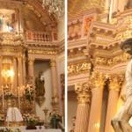 Parroquia de la Virgen de la Luz en Abasolo; turismo religioso