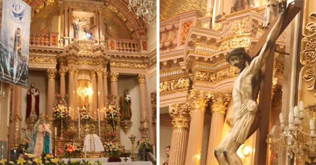 Photo of Parroquia de la Virgen de la Luz en Abasolo; turismo religioso