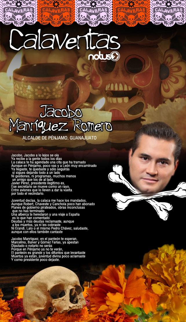CALAVERAS NOTUS 07 Jacobo Manríquez Romero
