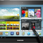 Galaxy Note 10.1 Samsung mejor resolución de pantalla y más ligera