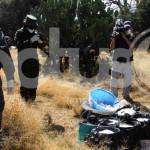 Ejército desmantela 2 laboratorios; uno de ellos el más grande que ha tenido Guanajuato