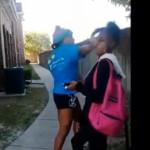 Sharkeisha se vuelve famosa por golpear a otra chica