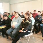 Aspiran 200 capitalinos cubrir vacantes de American Axle