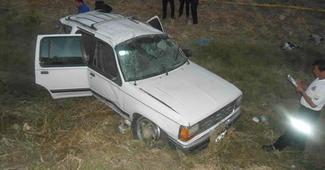 Photo of Pierden la vida dos santanenses en accidente; niño de dos años esta grave
