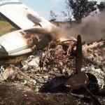 Avión mexicano, destruido en Venezuela podría estar ligado al cartel de Sinaloa