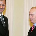 Analizan situación de Siria, su presidente Bashar al-Assad y Vladimir Putin