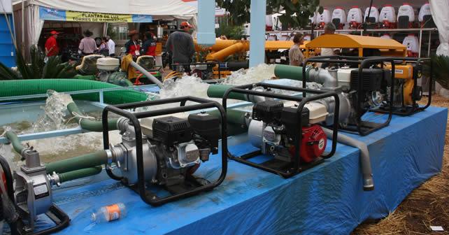 Photo of Motobombas de alta presión presentes en la Expo Agro
