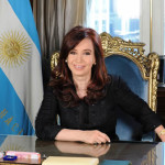 Cristina Fernández retomó sus funciones