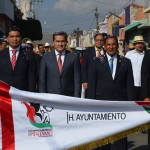Lucido desfile en Pénjamo: festejan aniversario de Revolución Mexicana
