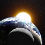 Eclipse híbrido de Sol este domingo