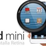 Conoce el precio de la nueva iPad mini retina