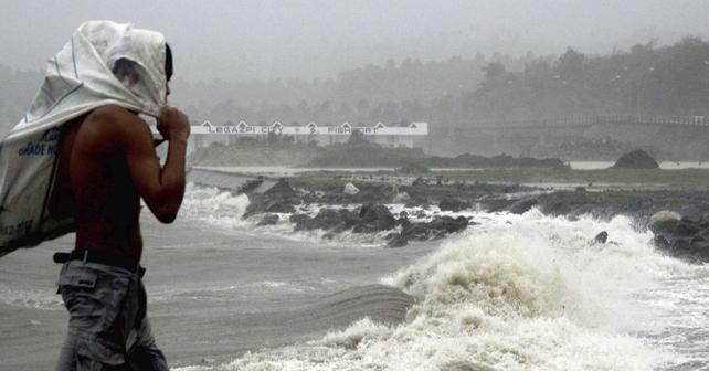 Photo of Desaparecen cuatro monjas tras tifón de Filipinas