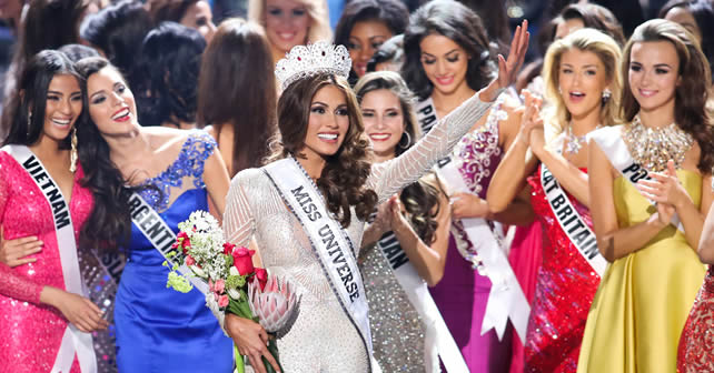 Photo of Venezolana Gabriela Isler, Miss Universo 2013