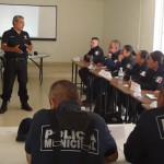 Policías se capacitan en Morelia