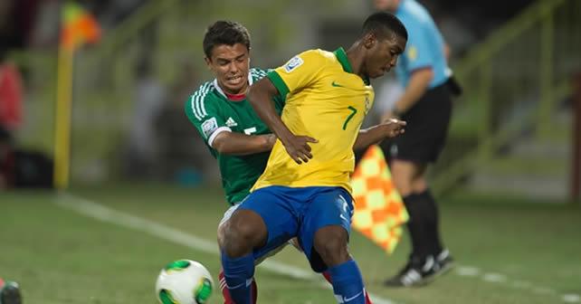 Photo of Final adelantada, México vence a Brasil