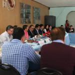 Discuten tema del transporte público en Irapuato