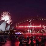 Nueva Zelanda da la bienvenida al 2014