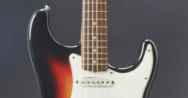 Bob Dylan guitarra