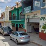 Asaltan a CFE en Cuerámaro en el centro y en el día