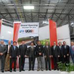 Empresa UGN se suma al sector automotríz