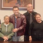 Entregan apoyos a cuatro damnificados en Pénjamo