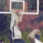 NBA se disfraza de anciano y les pone un baile a jugadores callejeros (video)
