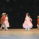 Se presenta Ballet Folklórico Infantil Xiriquitzio en Auditorio Benito Juárez