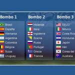 FIFA define bombos para sorteo mundialista; México, en el tercero
