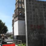 Gestionan recursos para limpia de pintas en el Centro Histórico