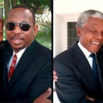 """Político keniano usa imagen """"photoshopeada"""" con Mandela"""