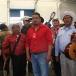 Al ritmo de la música, se manifestaron en Miércoles Ciudadano
