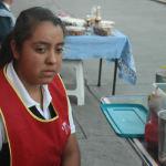 Marisol, fue golpeada por su padre, ahora la vida le da otra cara