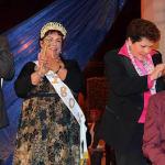 Coronan a reina de los adultos mayores: María Luz I