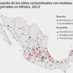 Guanajuato, basurero de residuos peligrosos