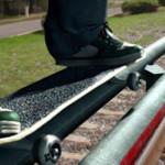 Fuera el Tren de Irapuato; en su lugar parque lineal para Skates