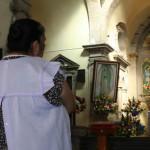 Salud y trabajo, piden devotos de la Virgen de Guadalupe