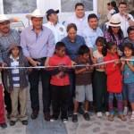 Inauguran obras en Abasolo