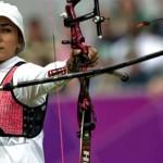 Aída Román: medalla de bronce para México en la Copa Mundial de Tiro con Arco