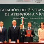Peña Nieto establece el Sistema Nacional de Atención a Víctimas