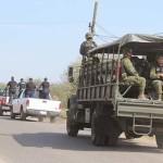Fuerzas federales resguardan seguridad en Irapuato