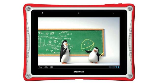 Photo of Dreamworks diseña tableta exclusiva para niños