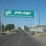 """Ejército """"sella"""" Guanajuato"""