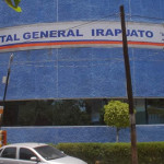 Hospital de Irapuato hasta el full