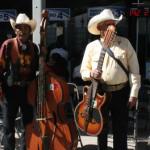 Músicos,  sin poder regresar al Mercado Miguel Hidalgo