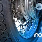 Recuperan moto con reporte de robo en Pénjamo
