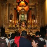 Peregrinos arriban con gran fervor a San Juan de Los Lagos