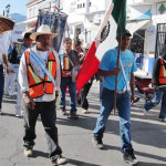 Peregrinos recibirán comida y bebida caliente a su paso por Cuerámaro