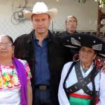 """""""La Tierra es de quien la Trabaja"""": Aniversario Rancho Nuevo de la Cruz"""